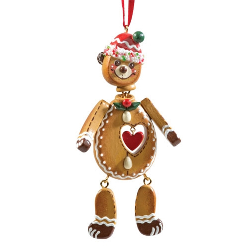 Gingerbread Bear