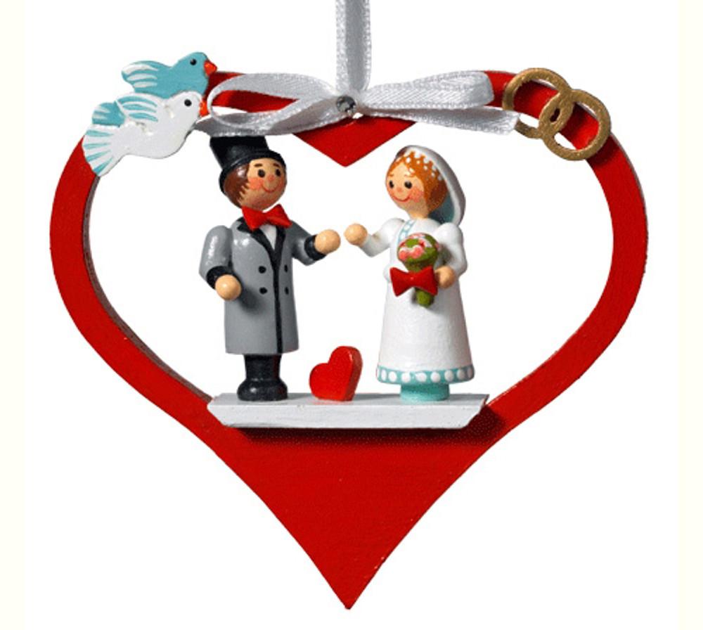 Wedding Couple Heart