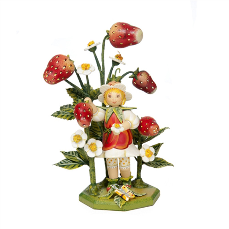 Strawberry Girl Flower Child