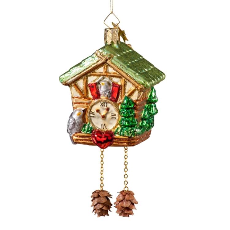 Cuckoo Clock Green