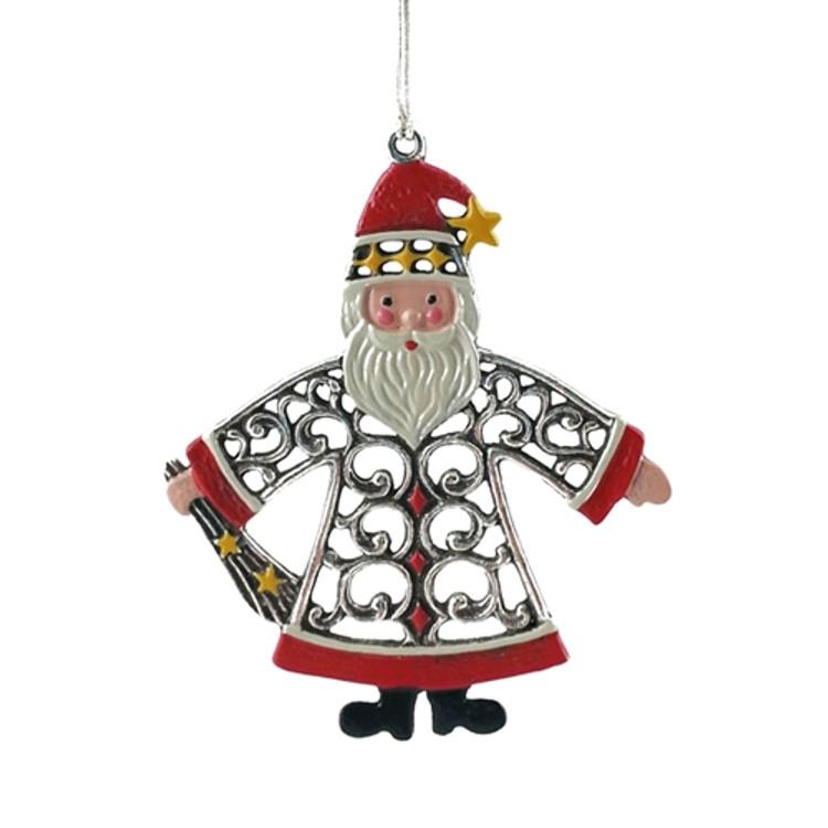 Scrolly Santa