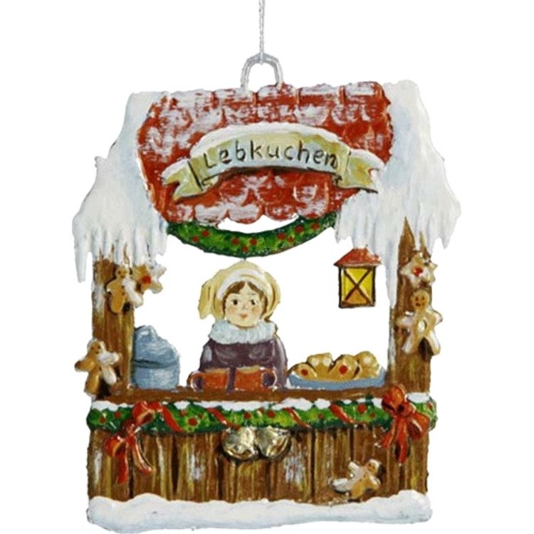 Gingerbread Booth