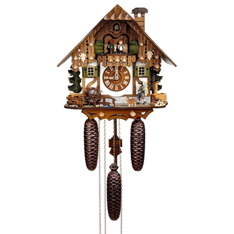 Clock Peddler