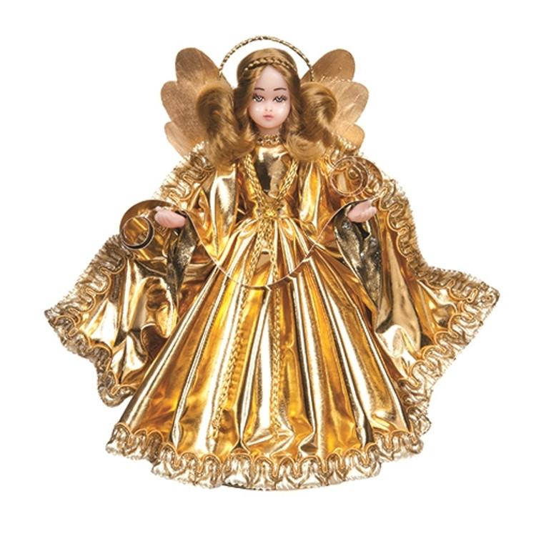 Gold Choir Angel