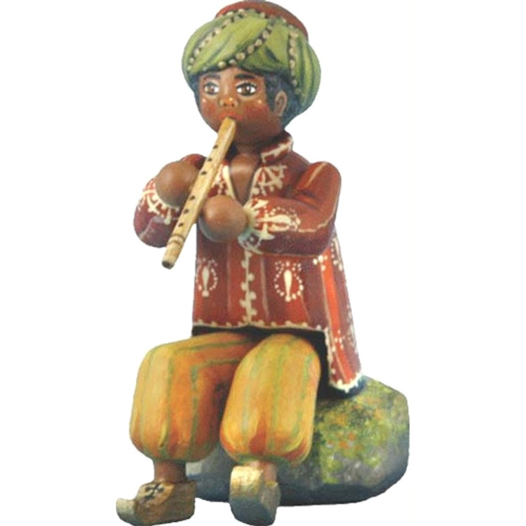 Moorish Flute Player