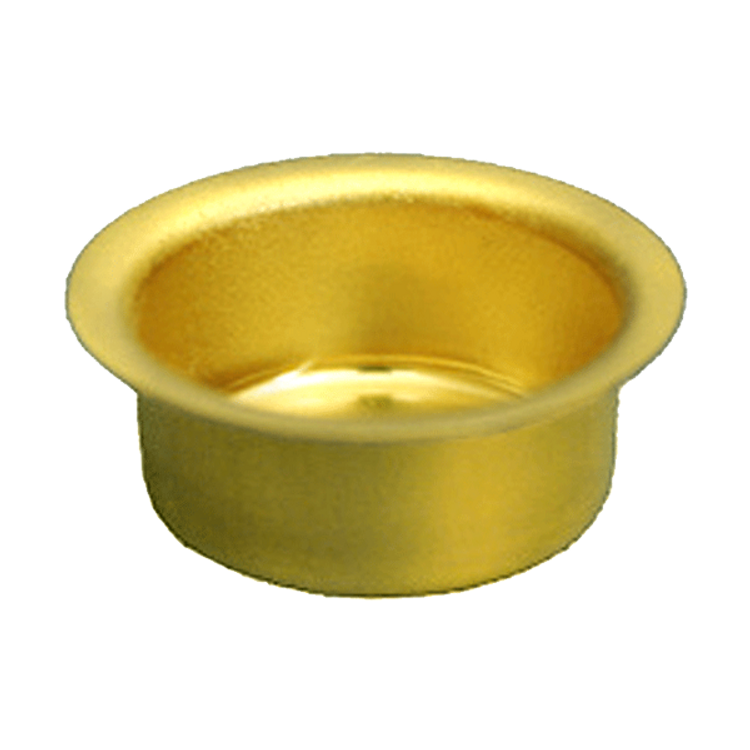 Replacement Brass Candleholder Cup 174