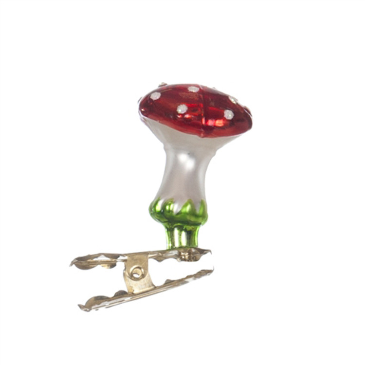 Mushroom Clip - Small