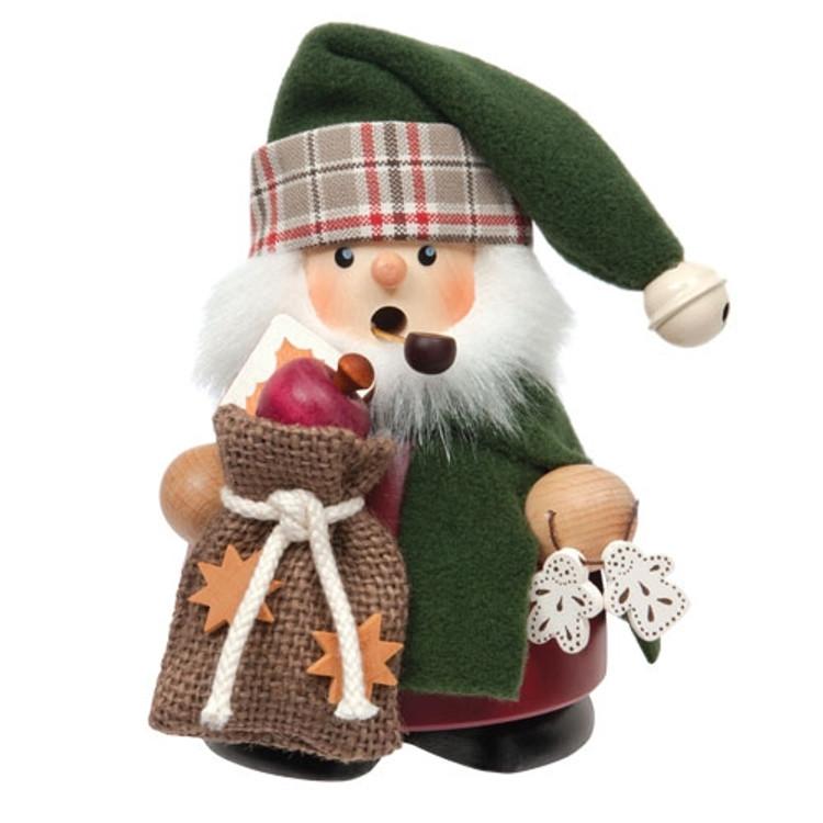 Santa with Treats
