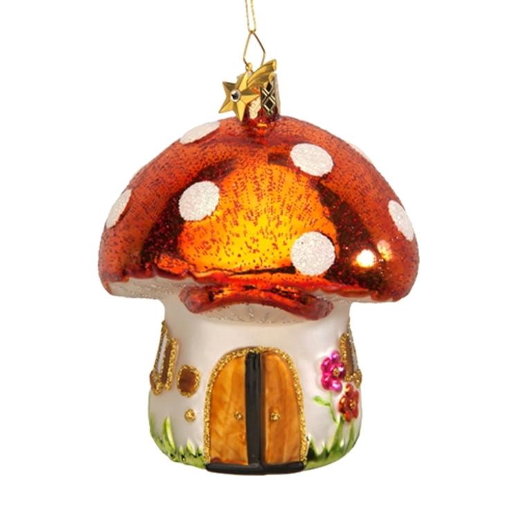 Lucky Mushroom House