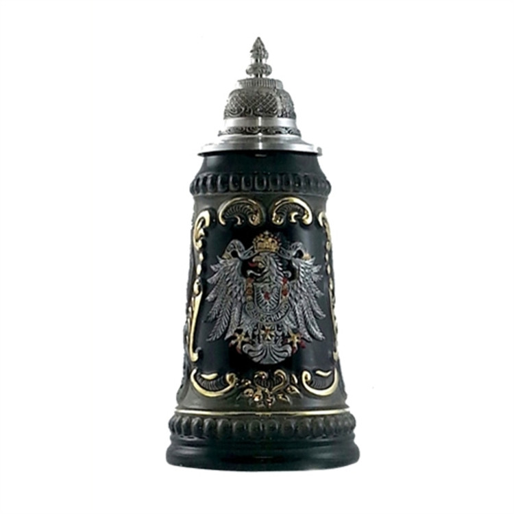 German Crest Beer Stein