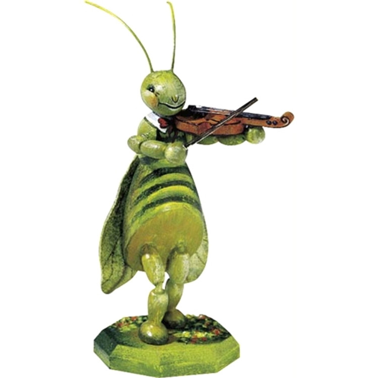 Grasshopper - Father with Violin
