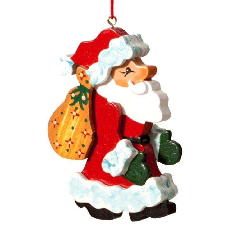 Santa with Bag