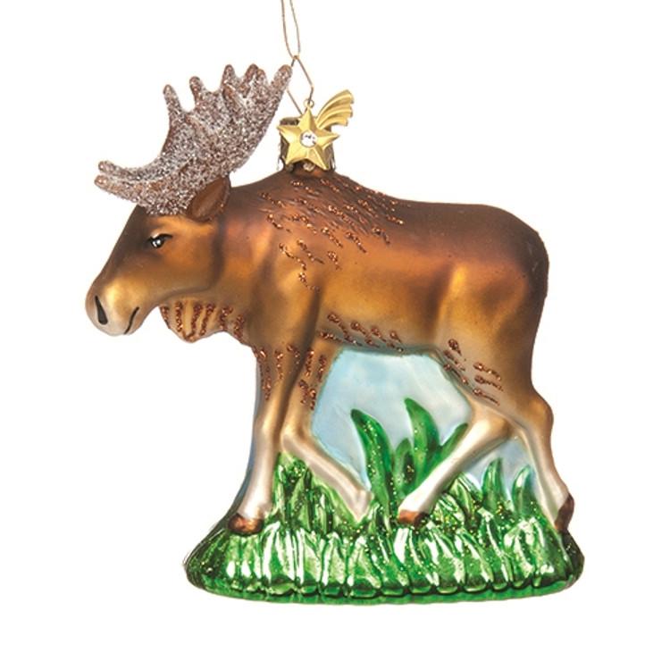 Roaming Moose