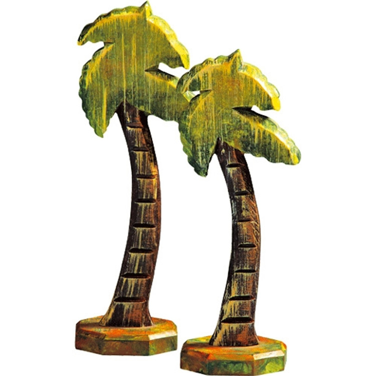 Palm Trees (set of 2)