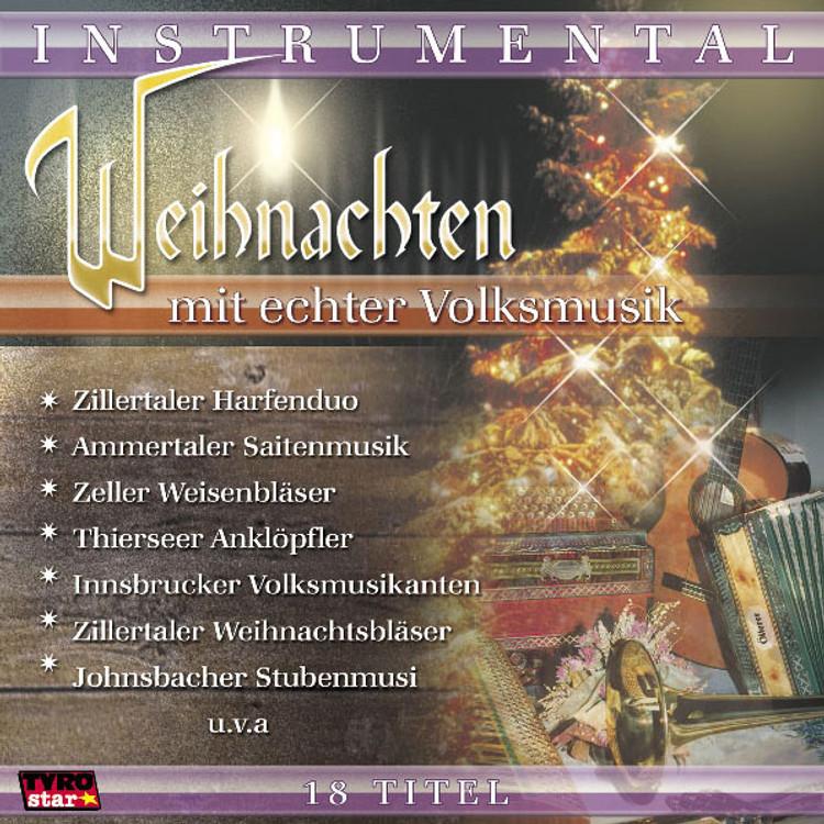 Christmas with Folk Music, Music CD