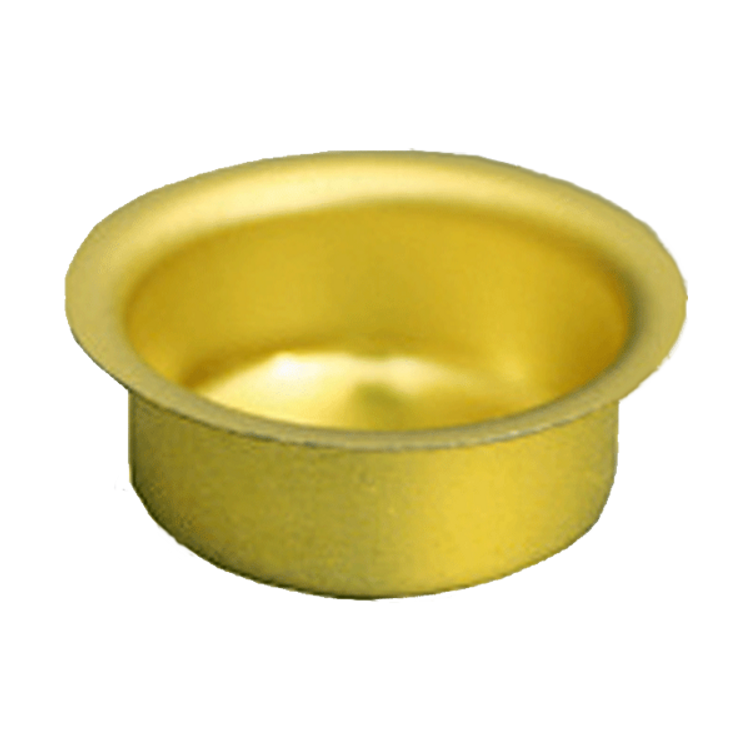 Replacement Brass Candleholder Cup 173
