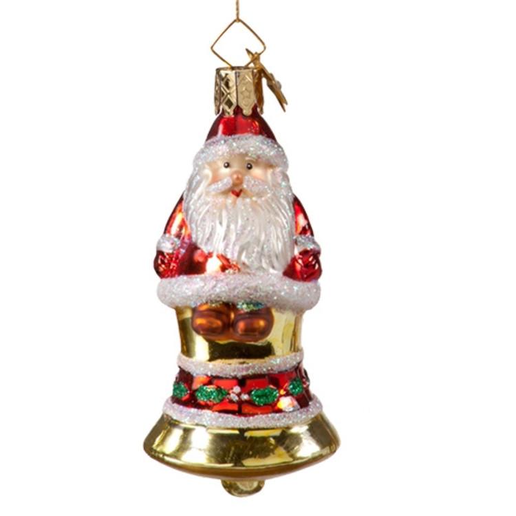 Santa on Bell