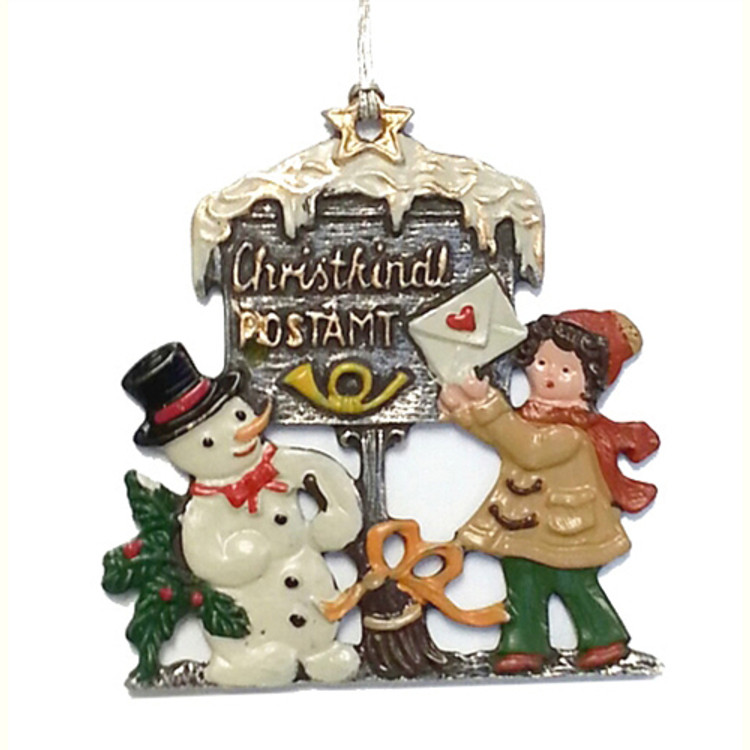 Christmas Postbox