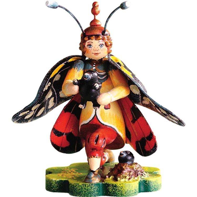 Scarlet Tiger Moth