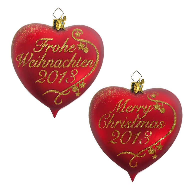 Valentines Heart Ornament