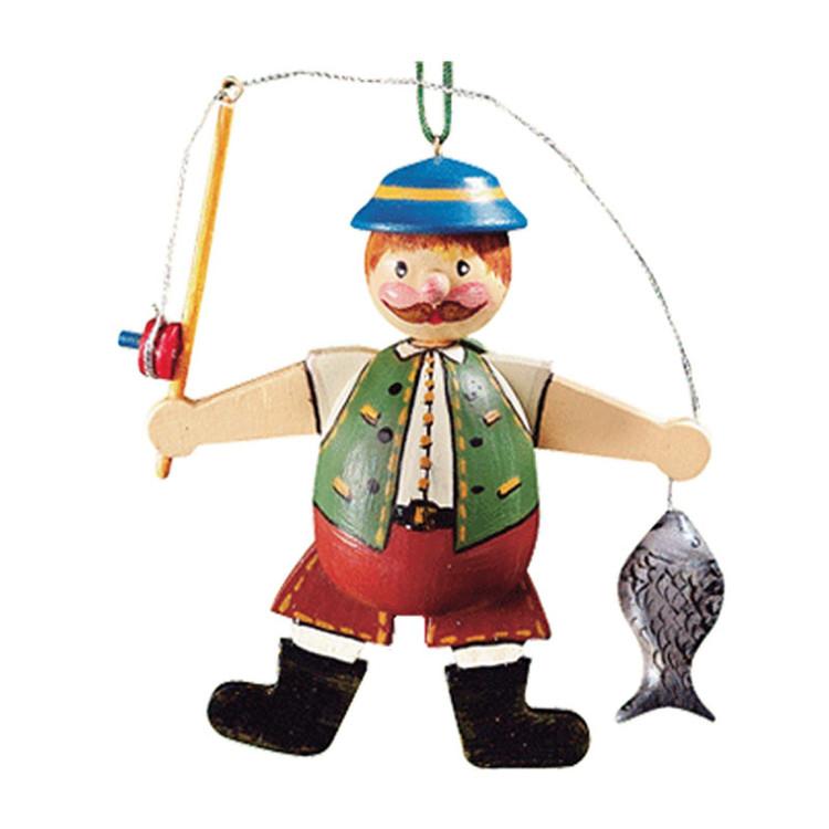 Country Fisherman