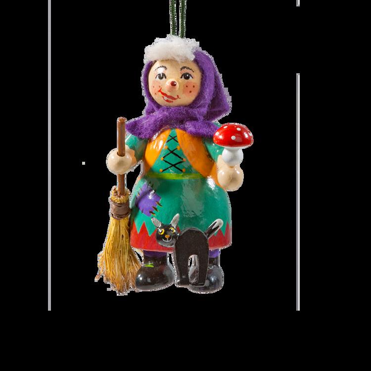 Holzbuddy Witch