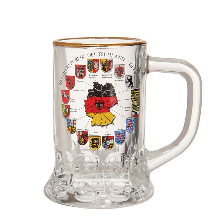 German Crest Mini Mug Shotglass