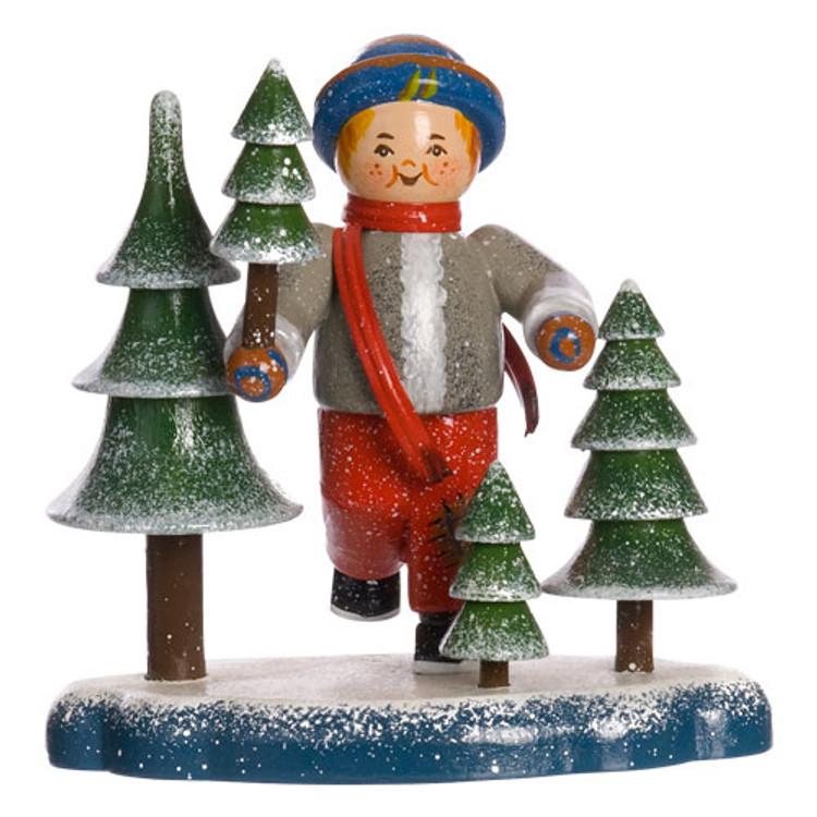 Christmas Tree Seller