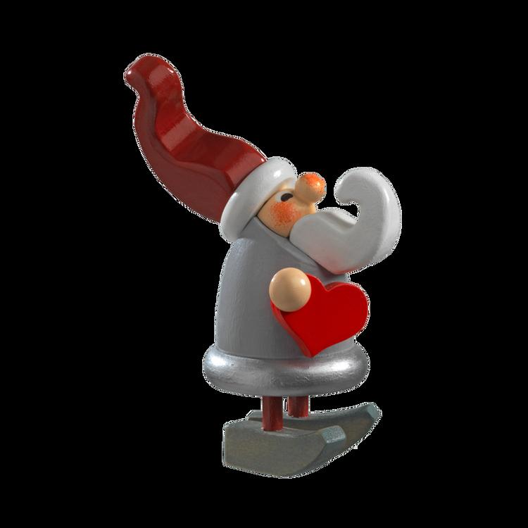 Christmas Elf with Heart