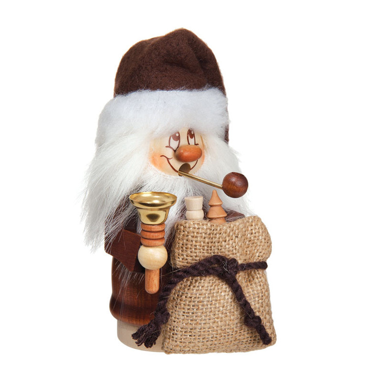 Santa Dwarf with Bell