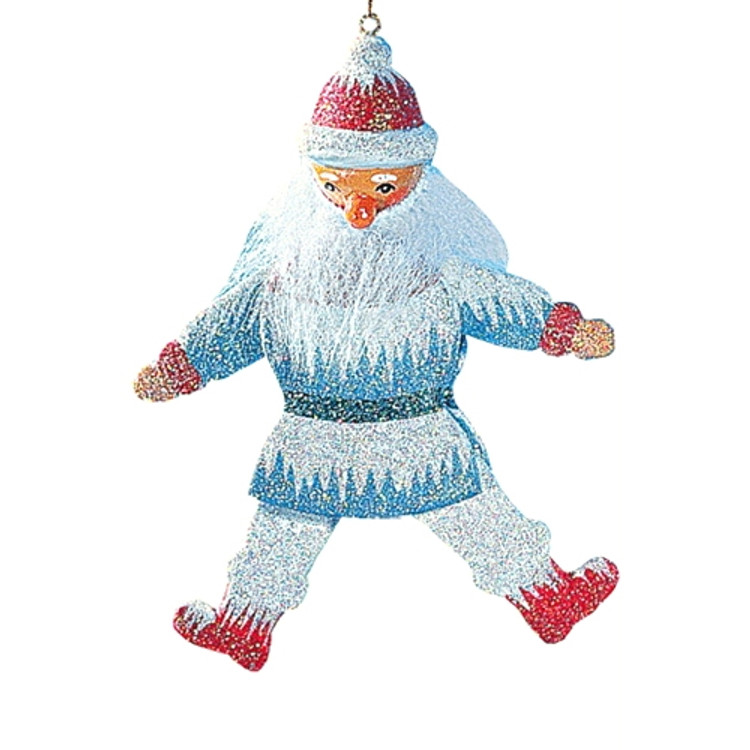 Frosty Santa