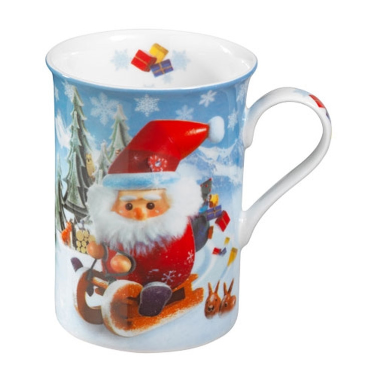Santa Smoky Cup