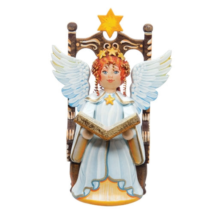 The Legend of the Star Children Annual Angel 2015