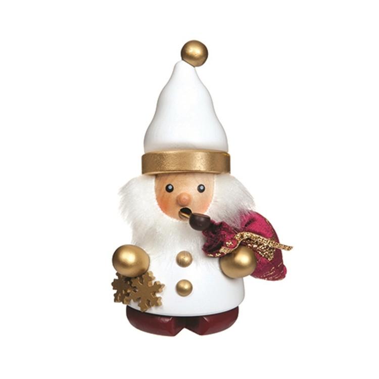 Gold Santa