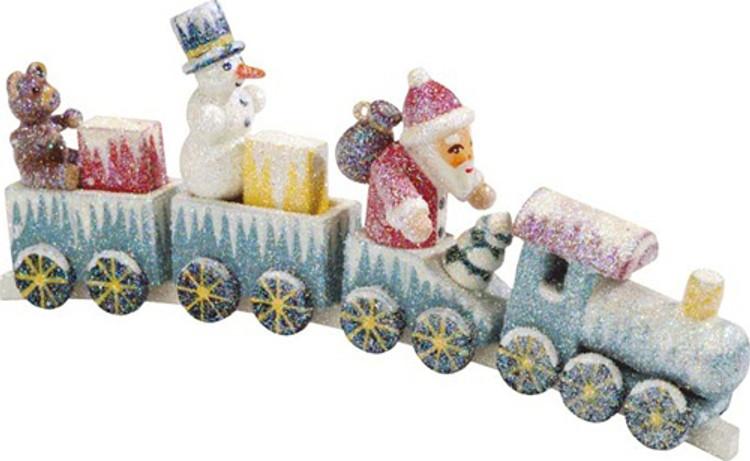Train with Santa