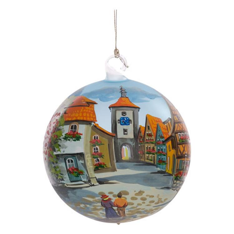 Rothenburg's  Plönlein