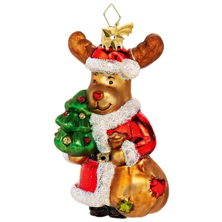 Christmas Dressed as Santa