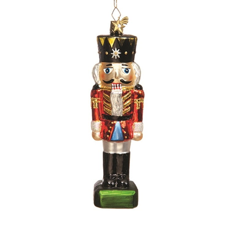 Glass Nutcracker King