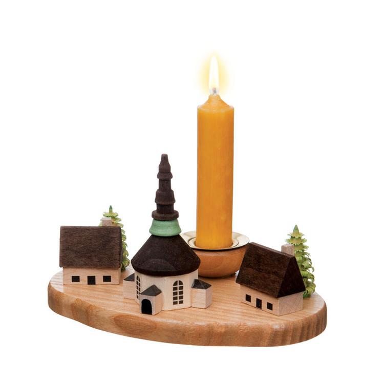 Seiff Village Candleholder