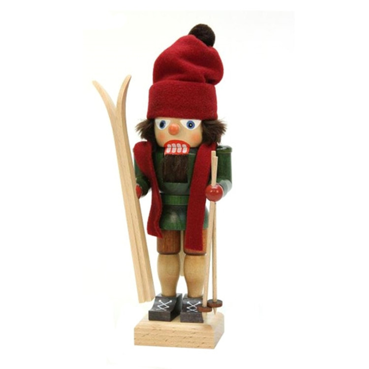 Cozy Skier