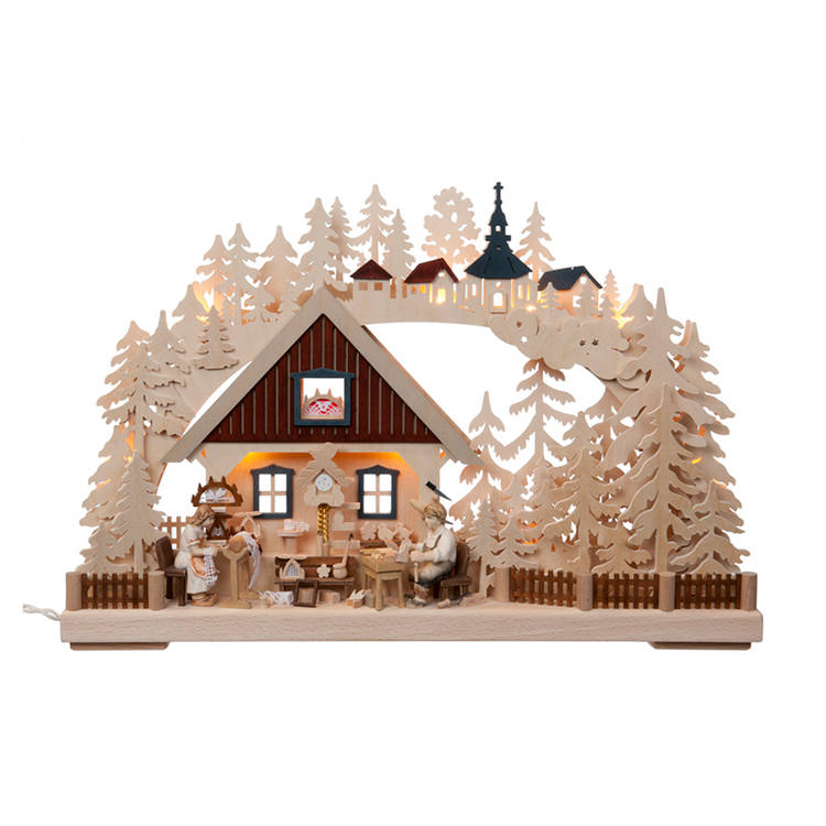 Traditional Crafter's Cottage