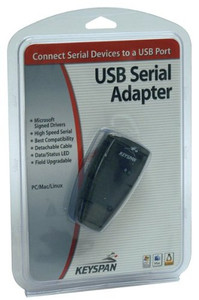 Keyspan High Speed USB Serial Adapter  New