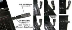 FlexUSB Flexible USB Extender