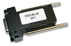 CaseView Cable Send Adapter (blue) for Realtime Connections to Attorneys