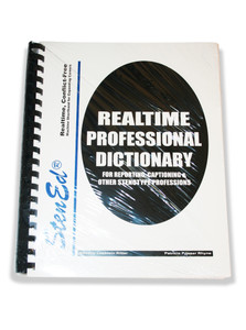 Stened's Realtime Professional Dictionary