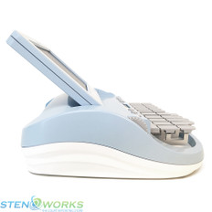 Stenograph™ Diamante™ Pro Writer Refurbished Custom Sky Blue