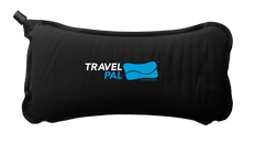 Travel Pal Self-Inflating Backrest - Black