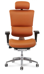 X-Chair X4 Leather Executive Chair