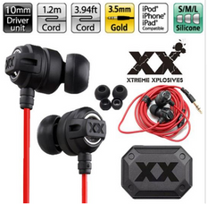 Earbuds - Dual Ear -  live monitoring  FREE SHIPPING