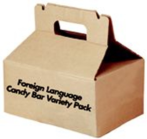 Convenient Carrying Box for Fundraising!